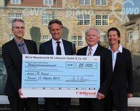 Nachbarschaftshilfe in Kassel fördern: Brunata Minol spendet 25.000 Euro an Piano e. V.