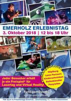 Emerholz Erlebnis Tag 2018 / Tag der offenen Türe auf der MultiSport-Anlage von FunSportEvents