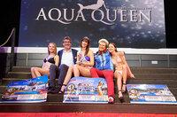 Neue Aqua Queen bezaubert Jury mit französischem Charme