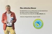 Wie öko-ethisches Wasser und bewusster Konsum unsere Welt verändern können