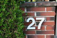 showimage Gut sichtbare Hausnummern können Leben retten
