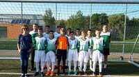 Neue Trikots für TSV Eningen C-Jugend Nachwuchskicker