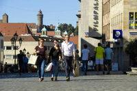 Tourismus bringt 2,1 Milliarden Umsatz in Nürnberg