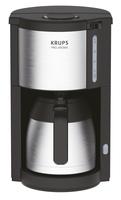 Perfekt heißer Kaffeegenuss zu jeder Tageszeit: Die neuen ProAroma Thermo-Filterkaffeemaschinen von Krups