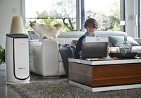 Der neue Luftreiniger Intense Pure Air Connect XL von Rowenta optimiert die Luftqualität in Innenräumen und eliminiert Formaldehyd
