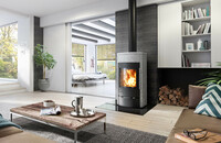 Perfekt für die Haushaltskasse, gut für die Umwelt: Die ersten Dauerbrand-Kaminöfen für Scheitholz
