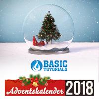 Basic Tutorials präsentiert großen Technikadventskalender mit zahlreichen Gewinnen!