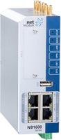 Vielseitiger NetModule NB1601 Industrial Router ab sofort verfügbar