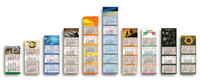 Der Wilde PRINTAS 5-Monatskalender mit Ihrem Werbeaufdruck