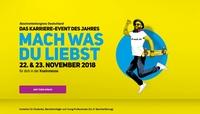 Mach was du liebst - Absolventenkongress 2018