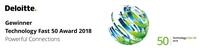 Die Gute Marken Online GmbH wird mit dem Deloitte Technology Fast 50 Award ausgezeichnet