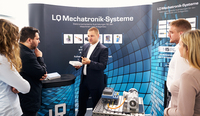 showimage LQ Group auf der electronica - Halle C2, Stand 519