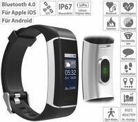 newgen medicals Fitness-GPS-Armband FBT-200.gps