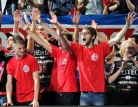 Handball: Starke Erlanger bringen Rhein-Neckar Löwen an den Rand einer Niederlage