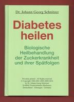 Zivilisationsleiden Diabetes