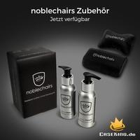 NEUHEIT bei Caseking - Das noblechairs Premium Reinigungs- und Pflegeset garantiert optimale Pflege für Gaming-Stühle.