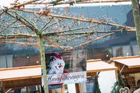 Stöbern und Genießen am dritten Advent: Weihnachtsmarkt und Tag der offenen Tür im Kempinski Hotel Frankfurt