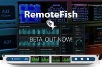 showimage Ferrofish stellt RemoteFish Software und Plug-ins zur Steuerung und Erweiterung von A32 und Pulse16 vor