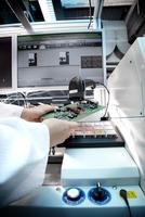 Daten als Kundennutzen in der Smart Electronic Factory der Limtronik GmbH