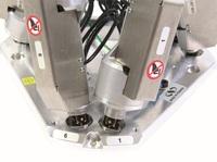 Newport HXP50 Hexapod mit optimierten Gelenken