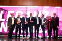 Strenger Gruppe ehrt Firmenpartner des Jahres