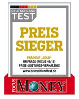 """FOCUS Money ehrt RENSCH-HAUS als Preis-Sieger 2018 mit dem Prädikat """"Gold"""""""