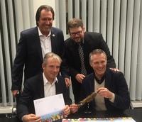 Sozial engagierte Unternehmen organisieren sich in Bonn