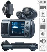 NavGear Full-HD-Dashcam MDV-1915.dual
