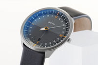 The new UNO 24 titan one-hand watch from BOTTA design