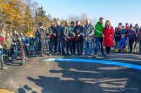 NewTec sponsert Bikesport-Übungsgelände in Ulm