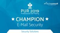 NoSpamProxy von Net at Work ist erneut Sieger in unabhängiger Nutzerbefragung für E-Mail-Security