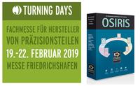 Branchensoftware OSIRIS auf der TURNING DAYS 2019