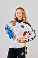 Karate-Europameisterin Daniela Woelke ist neue Aquion Markenbotschafterin