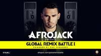 """showimage Afrojack präsentiert """"Global Remix Battle I"""" mit Unterstützung von PMC"""