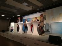 """gbo datacomp punktete auf Mittelstandskonferenz in Berlin mit Ergebnissen des Forschungsprojektes """"quadrika"""""""
