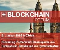 Blockchain Forum 2019: Vom Franken zum Bitcoin