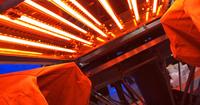 showimage Wechsel zu Carbon Infrarot-Strahlern von Heraeus halbiert die Trocknungszeit für Siebdruck auf T-Shirts