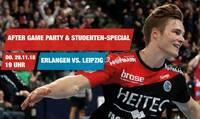Handball: Erlangen verliert knapp in Melsungen mit 27:26
