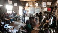 Geschenktipp: Schulbank mit Tisch für Äthiopien