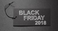 Boniversum zeigt: Black Friday 2018 toppt alles - 86,2 Prozent mehr Kaufabsichten als an regulärem Freitag