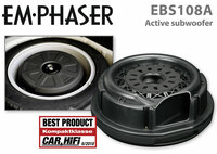 Best Product - EMPHASER Spare Wheel Subwoofer EBS108A