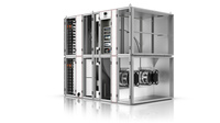 Wolf CRL evo max: Neue Kompaktklassegeräte mit Rotationswärmetauscher für Luftmengen bis 20.000 m³/h