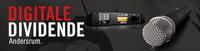 Digitale Dividende - Andersrum: Line 6 Cashback-Aktion für XD-V75 Wireless-Systeme