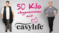 Es ist möglich: 50 Kilo abnehmen - mit easylife