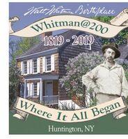 """Long Island feiert """"Whitman@200"""""""
