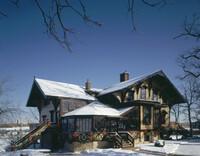 Rockford / Illinois: Wenn aus einem Spleen ein Haus wird
