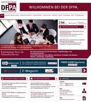 Deutsche Finanz Presse Agentur DFPA verzeichnet erstmals 115.000 Zugriffe auf Agenturinhalte in einem Monat