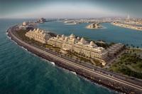 Königliche Neueröffnung auf der Palm Jumeirah