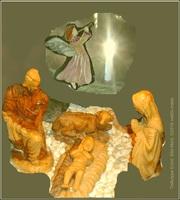 Die Geschichte von Jesu Geburt auf vielerlei Art