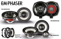 One for all: New EMPHASER Speakers for BMW